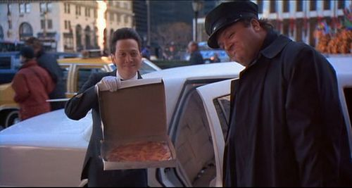 Home Alone 2, pizza moment | Food & Films | Pinterest