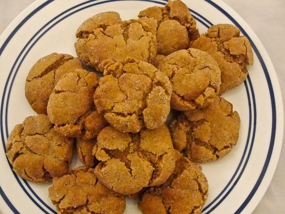 Molasses Crinkle Cookies   Super yummy things   Pinterest