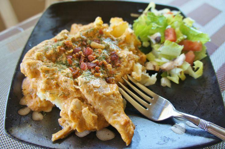 Slow Cooker Fiesta Chicken & Bacon | chicken | Pinterest