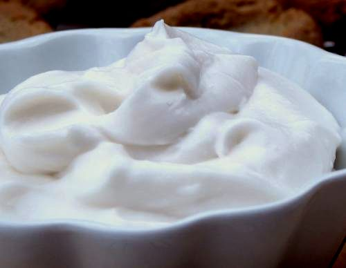 vanilla cake filling options