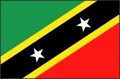 flag of st kitts