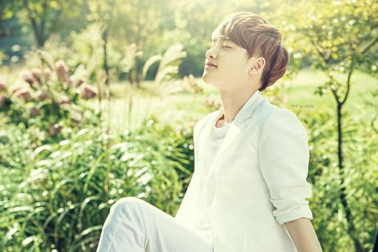 Kyungsoo for nature republicExo Nature Republic Chanyeol
