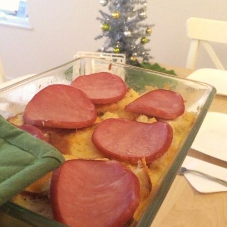 Gluten Free Christmas Morning Strata