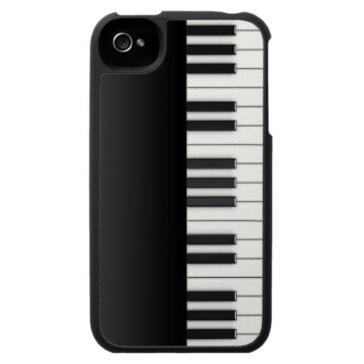 Case Design at and t phone cases Piano Phone iPhone 4 Case : Gifts For Music Students : Pinterest
