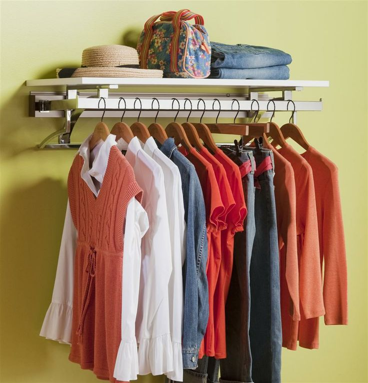 House Ideas & Projects on Pinterest | Clothes Storage, Garage