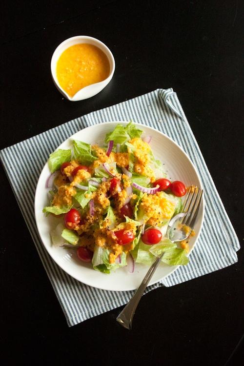 carrot-ginger dressing | Food - Misc | Pinterest