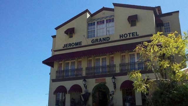 Jerome Grand Hotel in Jerome, Arizona