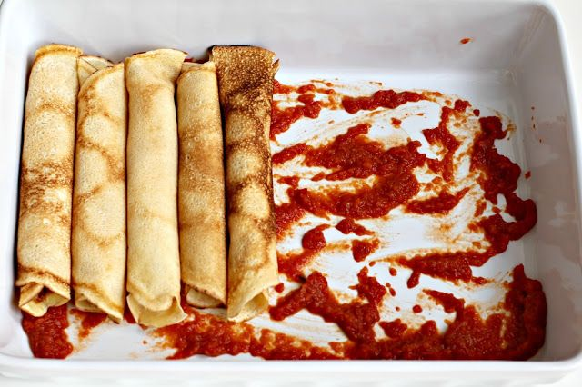 Crepe Manicotti | What's for dinner? | Pinterest