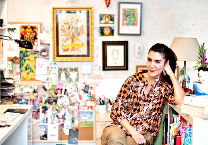Studio Catalina Estrada Design Catalina Estrada Pinterest