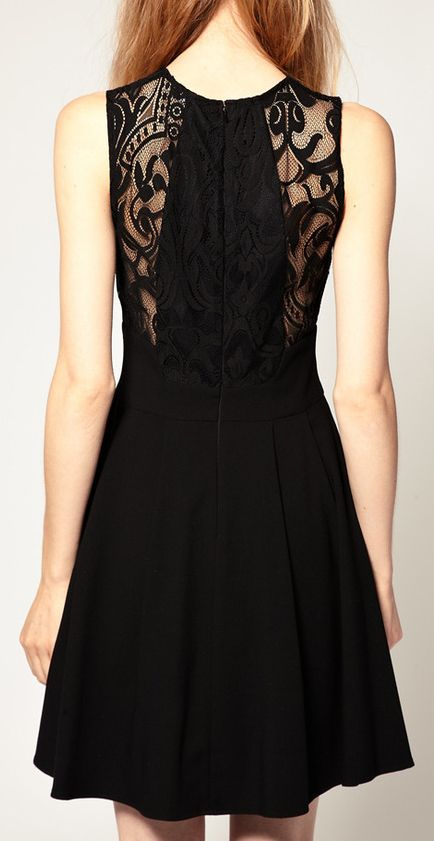 Back Lace