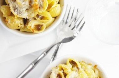 Lasagna Macaroni and Cheese | Good & Cheesy | Pinterest