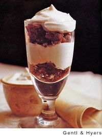 Espresso Granita with Whipped Cream adapted by Judy Rodgers from the ...