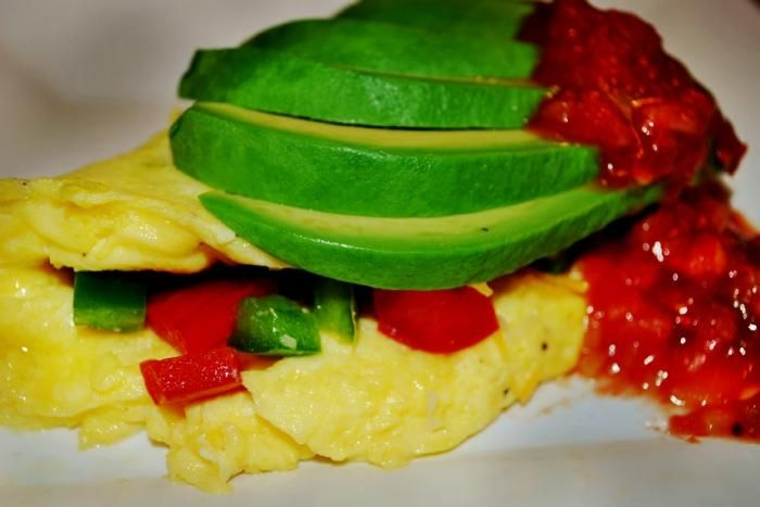 Southwestern Omelet Recipe — Dishmaps
