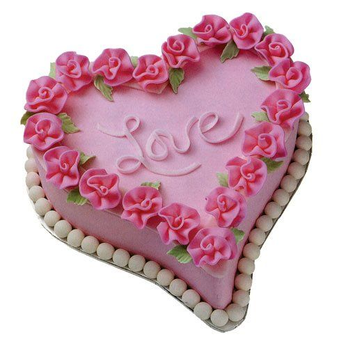 Cake Designs Hearts : heart shaped cakes - Google Search Cakes with Hearts ...