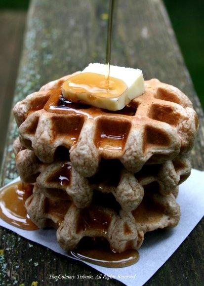 Whole Wheat Waffles | Fooooooooooooddd | Pinterest