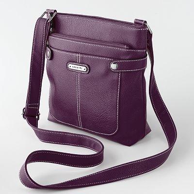 Rosetti Cross-Body Handbag. Love this handbag!!!
