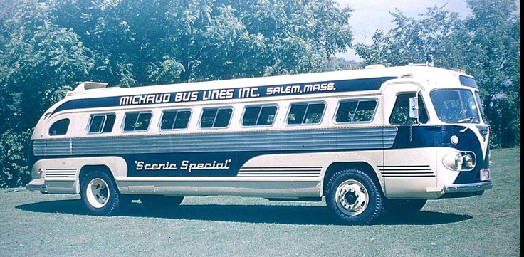 Michaud Bus Lines - Flxible Clipper