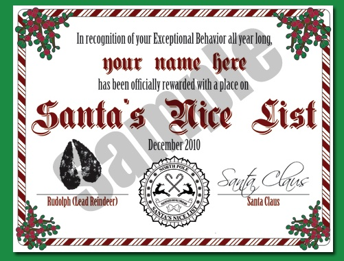 elf adoption certificate template - printable elf on the shelf certificate search results