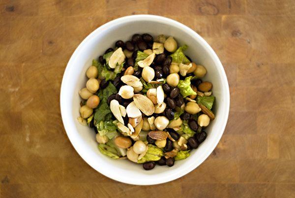Honey-Balsamic Bean Salad | Savory | Pinterest
