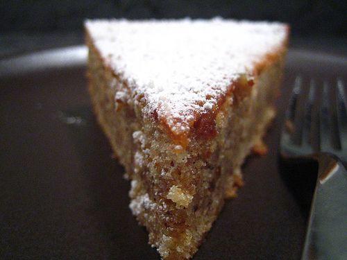 Hazelnut Brown Butter Cake | Cake WorkShop | Pinterest