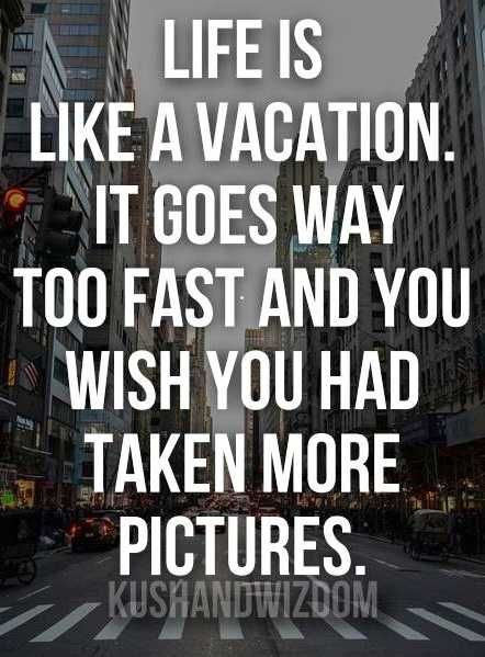 Quotes About Vacation Time. QuotesGram