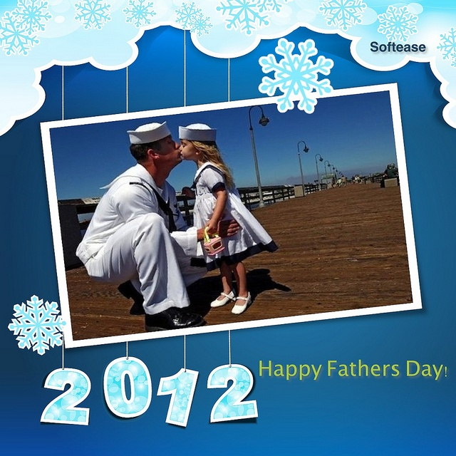 father's day photo app