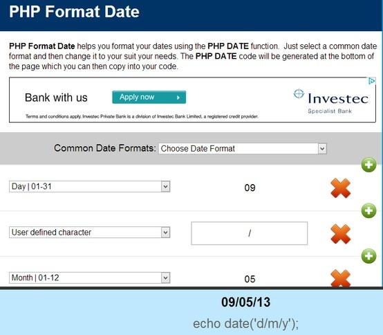 php - Change date format laravel 5 - Stack Overflow