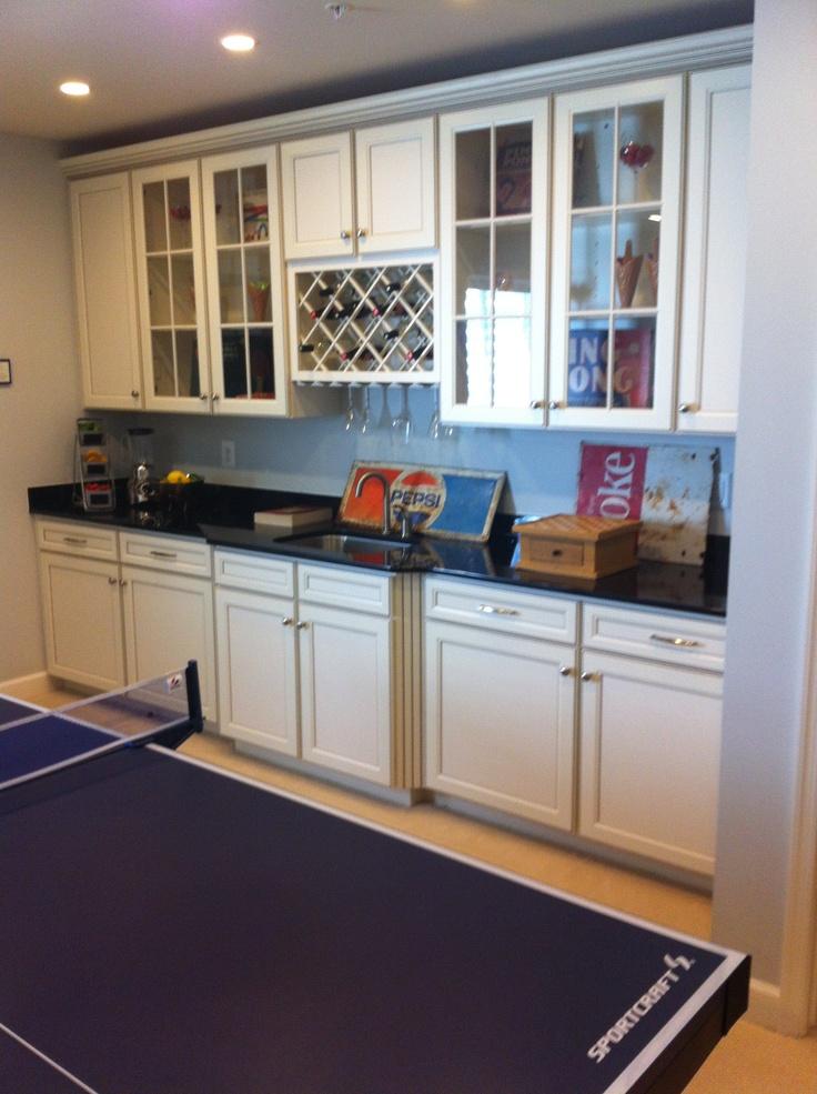 basement wet bar for the home pinterest
