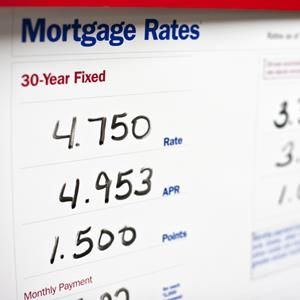 how are mortgage rates this week