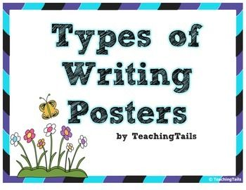 features of types of essay
