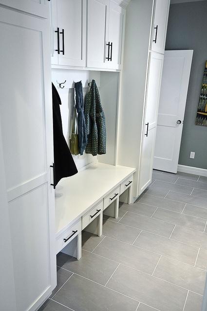 Mudroom flooring mud laundry room pinterest for Mudroom floor
