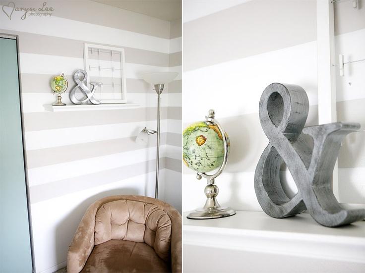 modern nursery decorations