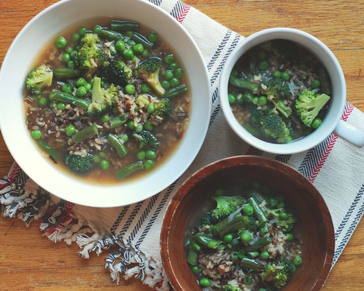 Green Soup With Ginger Recipes — Dishmaps