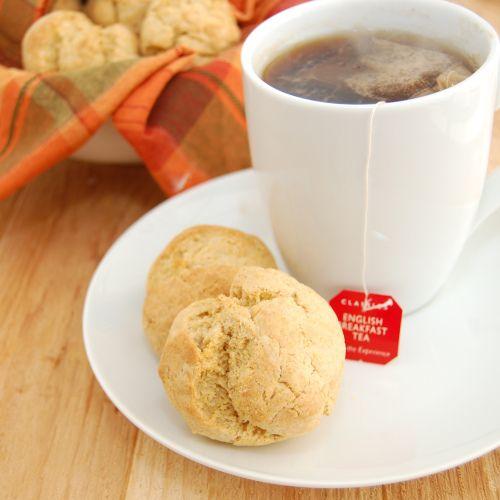 Maple Cornbread Drop Biscuits | Recipe