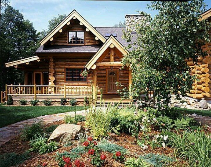 Pin By Laura Kangas On Log Cabins Homes Pinterest