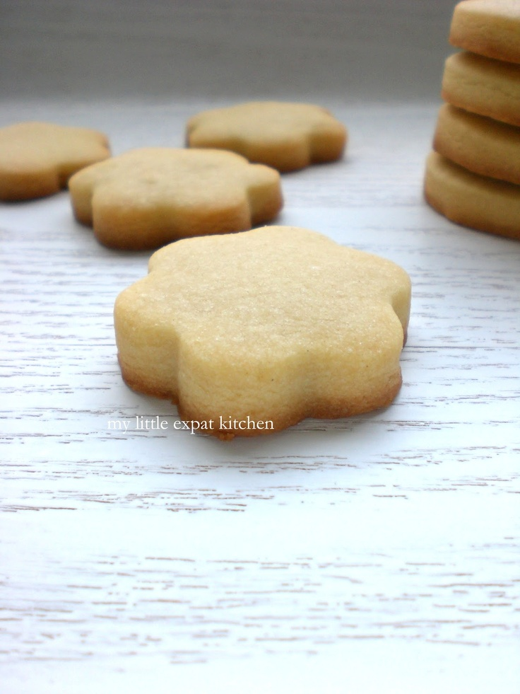Vanilla Shortbread Cookies | Cakes, cupcakes, brownies all things des ...
