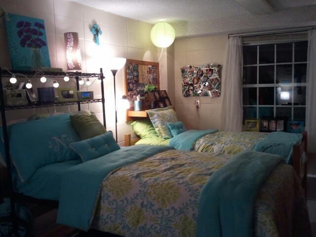 Pinterest ~ 054541_Aqua Dorm Room Ideas