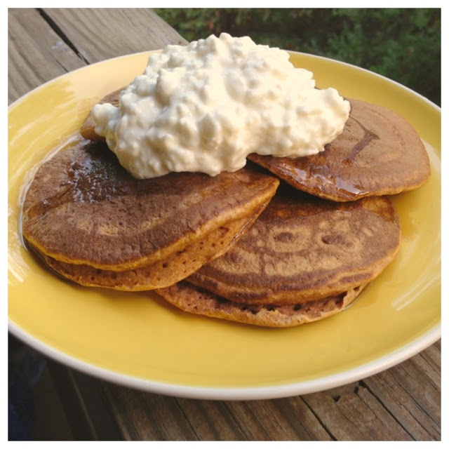 Pumpkin Pie Pancakes | Food | Pinterest