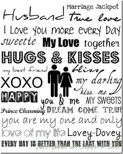 happy valentine husband poem