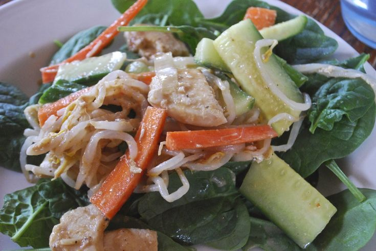 Lighter Chicken Salad - 3 Pts Recipes — Dishmaps