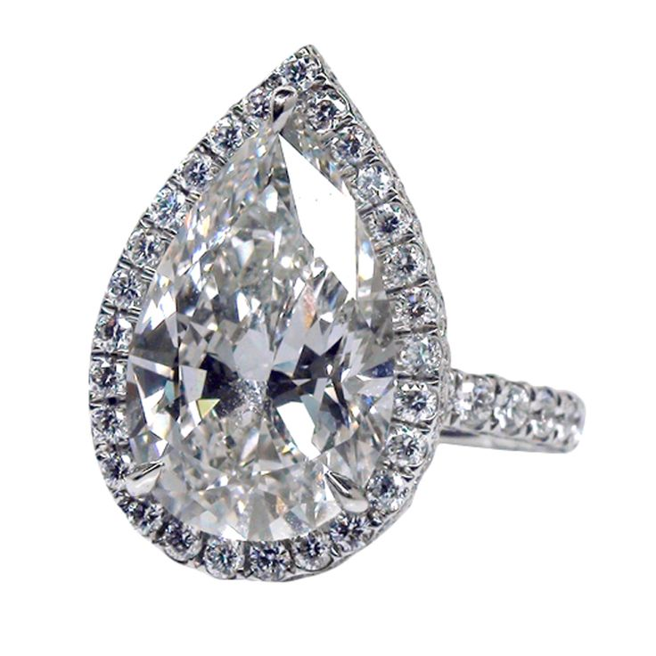 magnificent pear shaped diamond ring if i was a