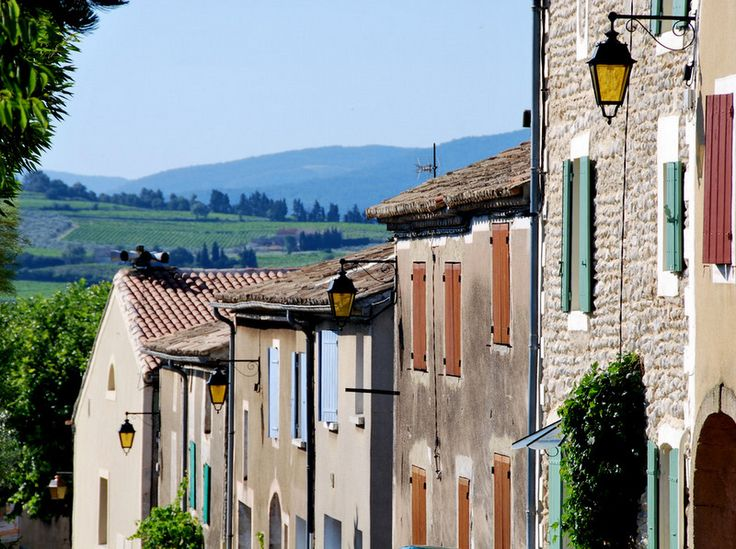 Lovely villages in France!