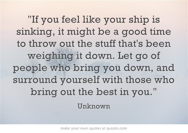 Not Letting People Bring You Down Quotes. QuotesGram