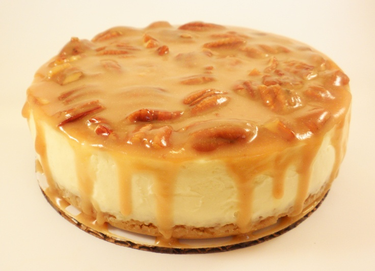 Pecan praline cheesecake | Other Fun creations | Pinterest