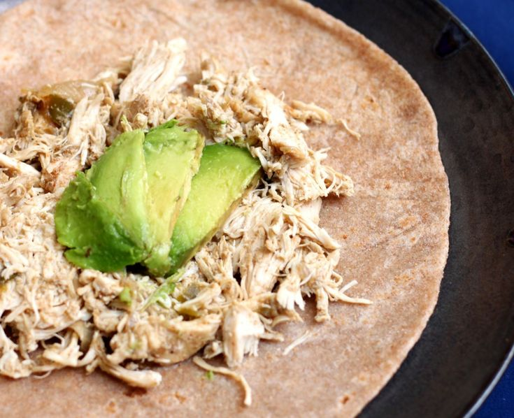 Slow cooker mexican chicken 2 http://www.52kitchenadventures.com/2011 ...
