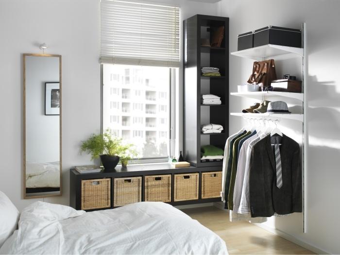 algot cr maill re tablettes blanc. Black Bedroom Furniture Sets. Home Design Ideas
