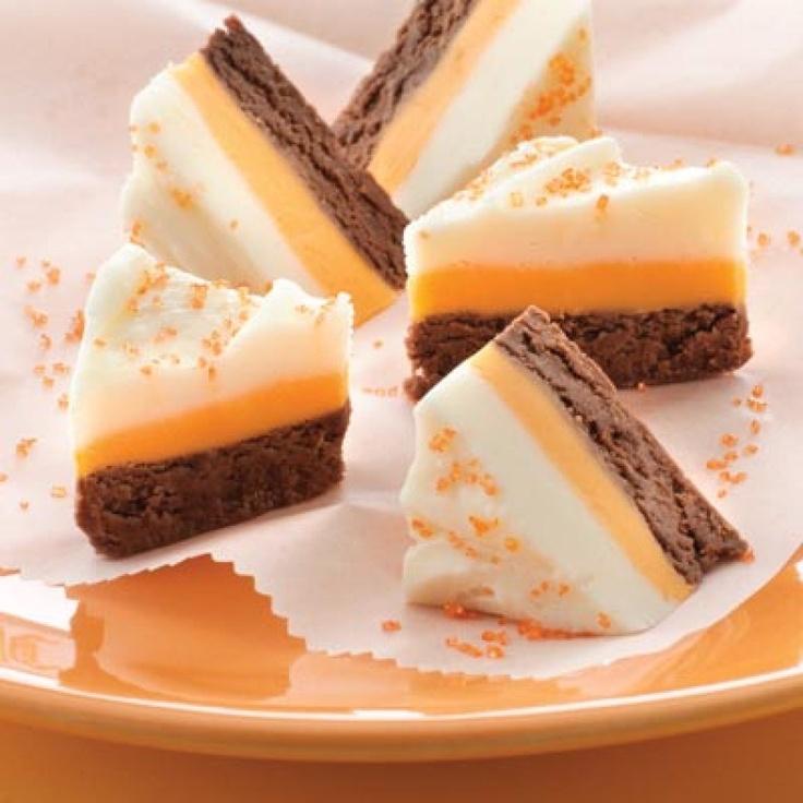 Candy Corn Fudge | AUTUMN! Spook -to- Turkey | Pinterest