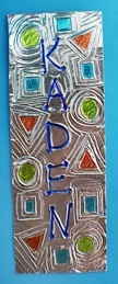 Bookmark Back-to-School Craft for Kids
