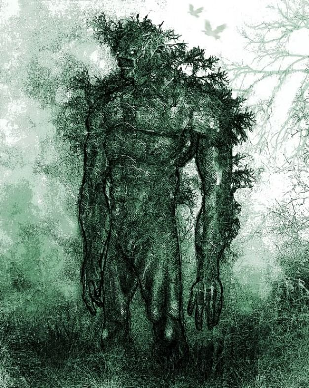 Swamp Thing | Comic Art | Pinterest