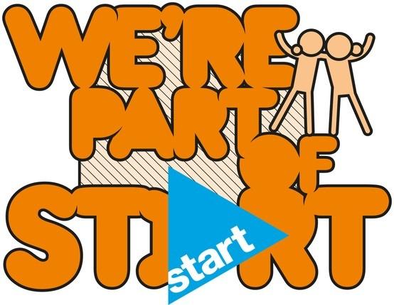 We're part of start